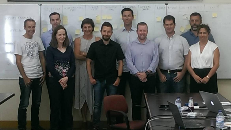 Carelink Consortium meet in Lisboa