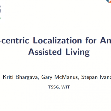 Fog-centric Localization for Ambient Assisted Living