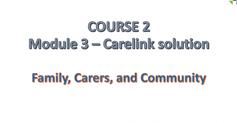 Course 2.  – Module 3