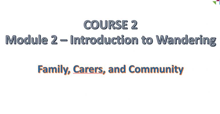 Course 2. – Module 2